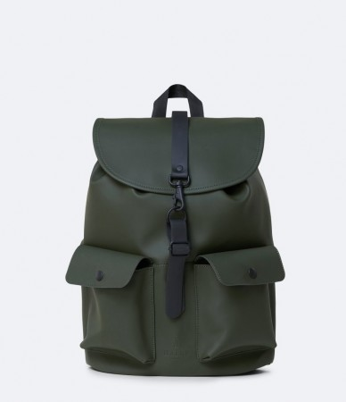Rains Camp Backpack, Green