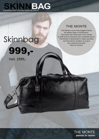 The Monte Skinnbag