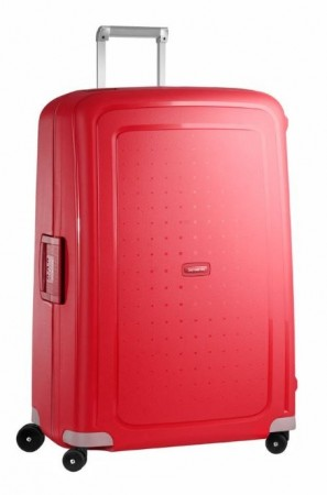Samsonite S'Cure 81 cm, Crimson Red