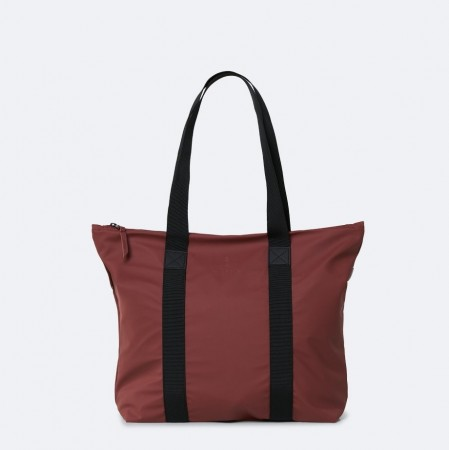 Rains Tote Bag Rush, Maroon