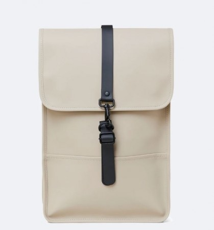 Rains Mini Backpack, Beige