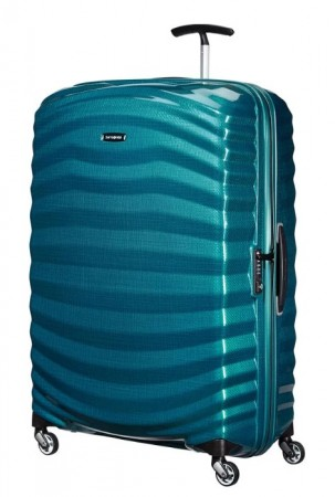 Samsonite Lite-Shock 81 cm, Petrol blue