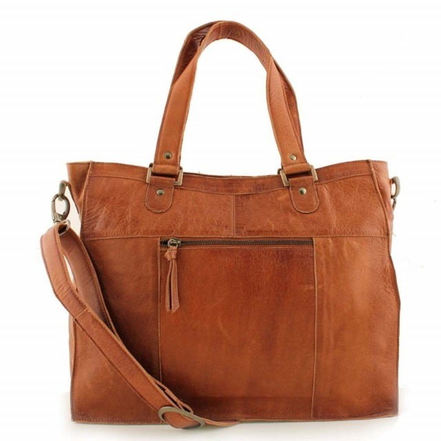 Dixie Flott Veske/Bag Walnut