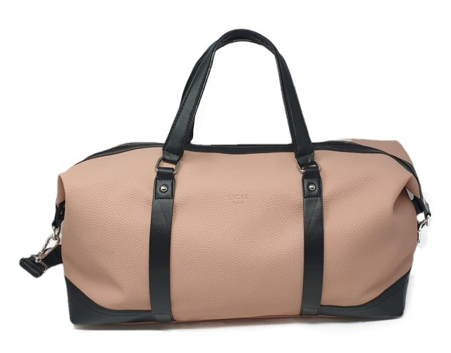 Lycke Medium Reisebag/Weekendbag, rosa