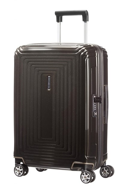 Samsonite Neopulse 55 cm Cabin str Metallic Black