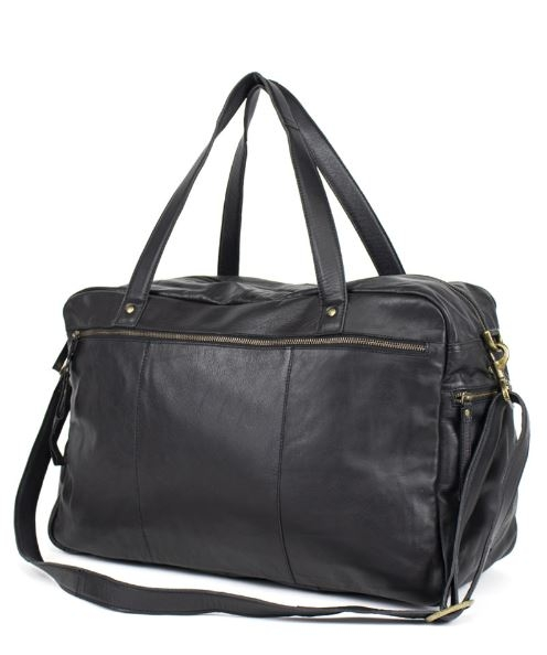 Dixie Weekendbag Signe black