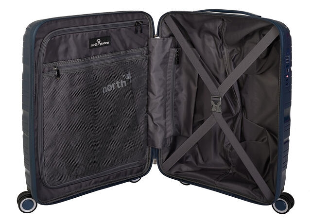 North Pioneer OSL, 55cm, navy (inside)
