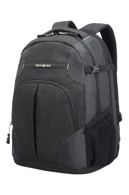 Samsonite Rewind Laptop Backpack Large 35x45x23/26cm, Black