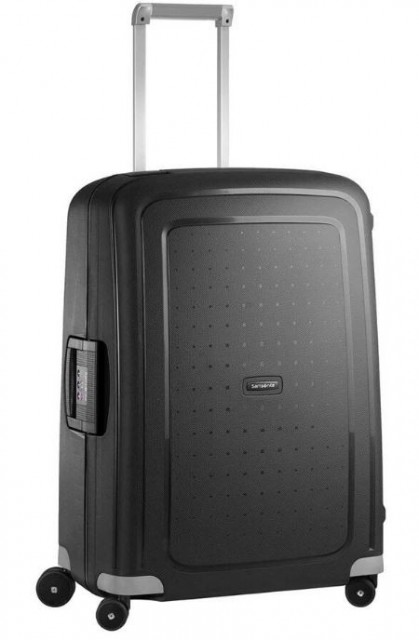 Samsonite S´Cure 69 cm, black