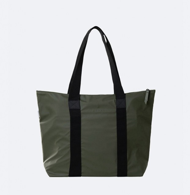 Rains Tote Bag Rush, Green