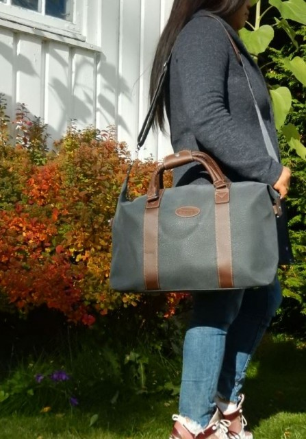 Reisebag/weekendbag Navy